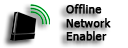 Icon for Offline Network Enabler